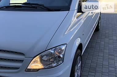 Mercedes-Benz Vito груз. 2014 в Одессе