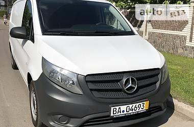 Mercedes-Benz Vito груз. 2015 в Белой Церкви
