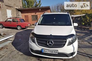 Mercedes-Benz Vito груз. 2015 в Мариуполе
