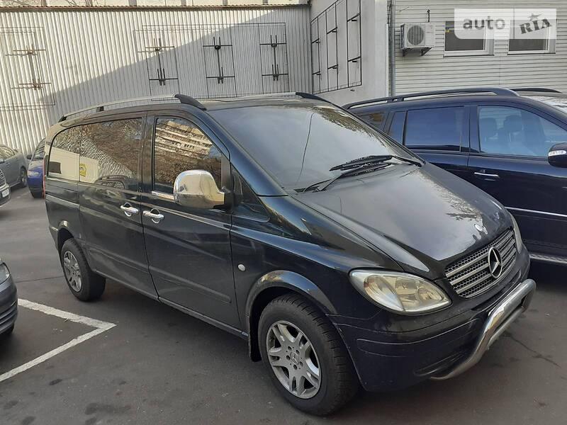 Mercedes-Benz Vito груз. 2004 в Киеве