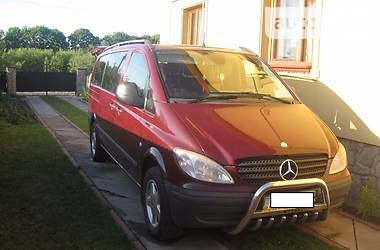 Mercedes-Benz Vito пасс. 2005 в Червонограде