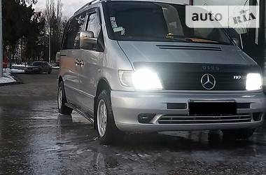 Mercedes-Benz Vito пасс. 2003 в Черновцах