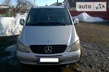 Mercedes-Benz Vito пасс. 2004 в Сумах