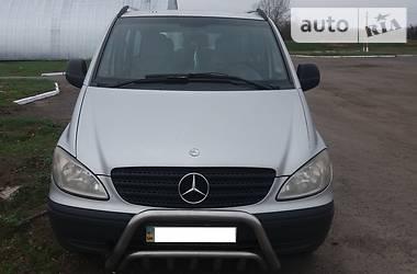 Mercedes-Benz Vito пасс. 2006 в Полтаве