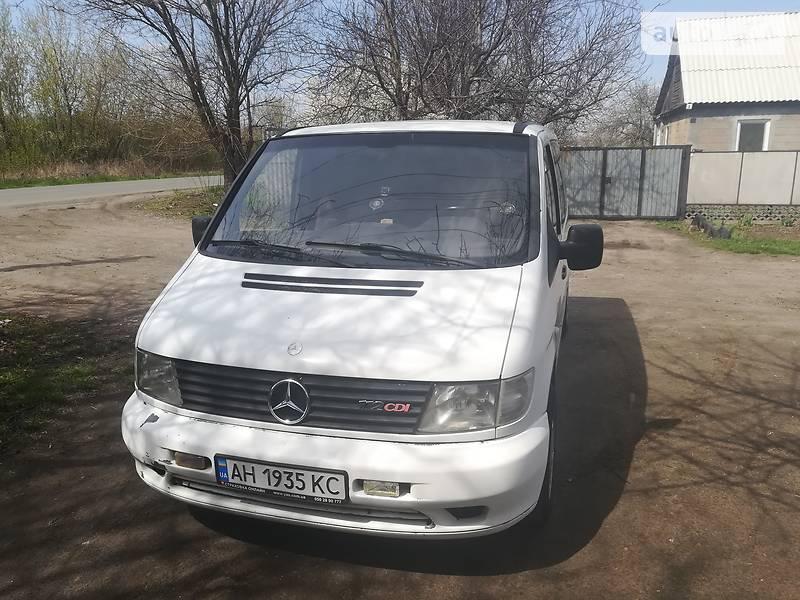 Mercedes-Benz Vito 2001 року
