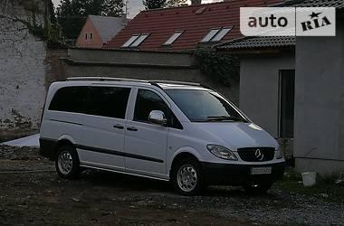 Mercedes-Benz Vito пасс. 2006 в Сваляве