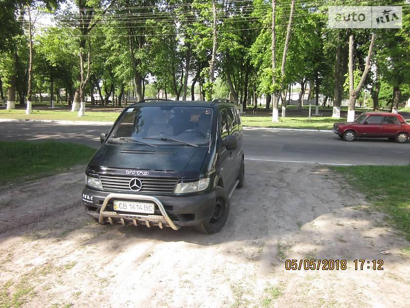 Mercedes-Benz Vito пасс. 1998 в Прилуках