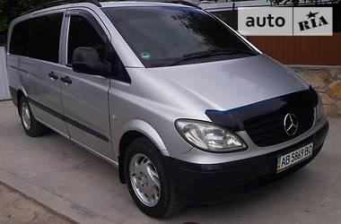 Mercedes-Benz Vito пасс. 2005 в Могилев-Подольске