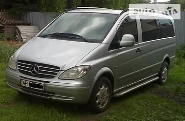 Mercedes-Benz Vito пасс. 2005 в Донецке