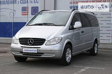 Mercedes-Benz Vito пасс. 2009 в Киеве