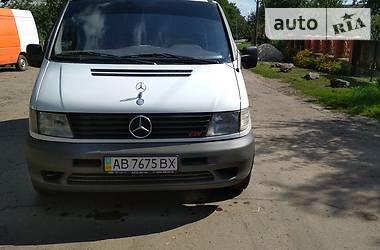 Mercedes-Benz Vito пасс. 2003 в Виннице
