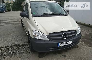 Mercedes-Benz Vito пасс. 2010 в Коломые