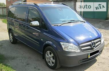 Mercedes-Benz Vito пасс. 2011 в Казатине