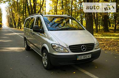 Mercedes-Benz Vito пасс. 2009 в Черновцах