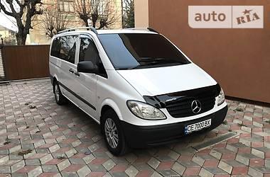 Mercedes-Benz Vito пасс. 2007 в Черновцах