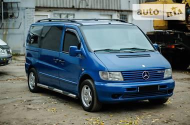Mercedes-Benz Vito пасс. 2002 в Николаеве