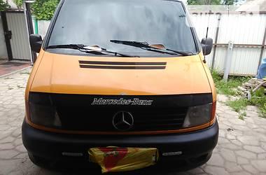 Mercedes-Benz Vito пасс. 2000 в Виннице