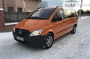 Mercedes-Benz Vito пасс. 2013 в Коломые