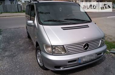 Mercedes-Benz Vito пасс. 2000 в Белой Церкви