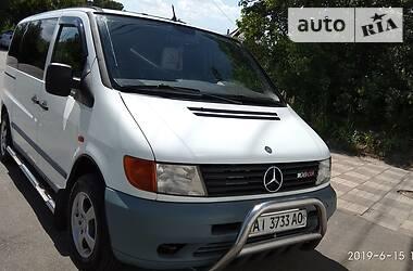 Mercedes-Benz Vito пасс. 2000 в Киеве