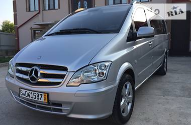 Mercedes-Benz Vito пасс. 2014 в Чернівцях