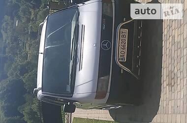 Mercedes-Benz Vito пасс. 1999 в Ужгороде