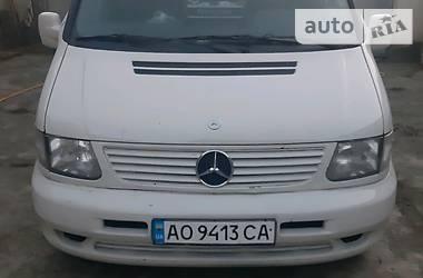 Mercedes-Benz Vito пасс. 2000 в Хусте