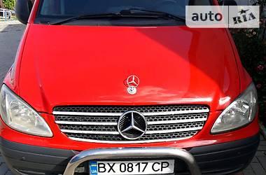 Mercedes-Benz Vito пасс. 2004 в Каменец-Подольском
