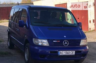 Mercedes-Benz Vito пасс. 2001 в Луцке