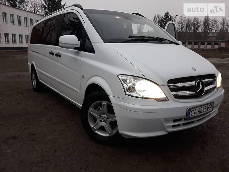 Mercedes-Benz Vito пасс. 2014 в Умани