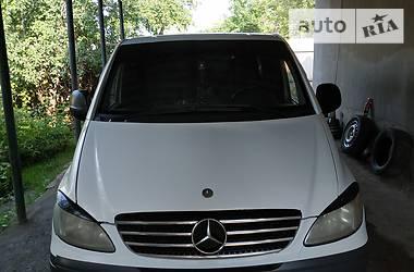 Mercedes-Benz Vito пасс. 2007 в Алчевске