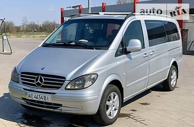 Mercedes-Benz Vito пасс. 2007 в Нововолынске