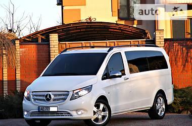Mercedes-Benz Vito пасс. 2016 в Днепре