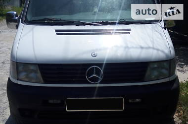 Mercedes-Benz Vito пасс. 2002 в Каменец-Подольском