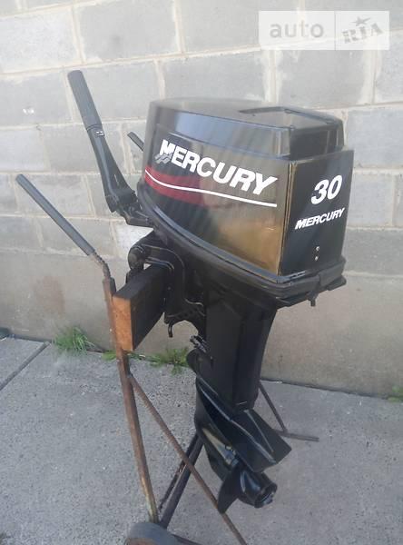 Mercury 30М 2013 года