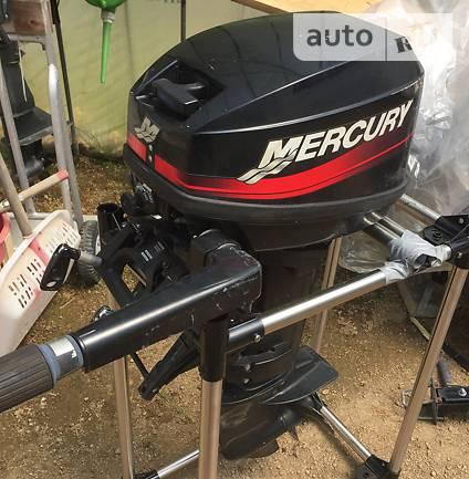 Mercury 8M 2002 года