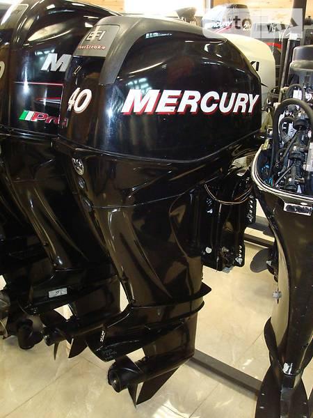 Mercury EFI 2011 року