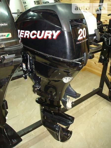 Mercury F 2008 года