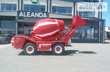 Messersi P4-F4 2001 в Черновцах