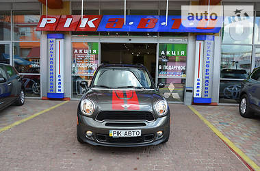 MINI Cooper S Countryman 1.6  ALL 2013