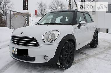 MINI Countryman ALL4 2013