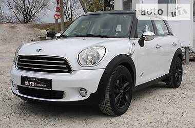 MINI Countryman 2013 в Львове