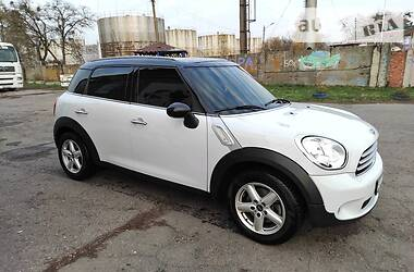 MINI Countryman 2013 в Полтаве