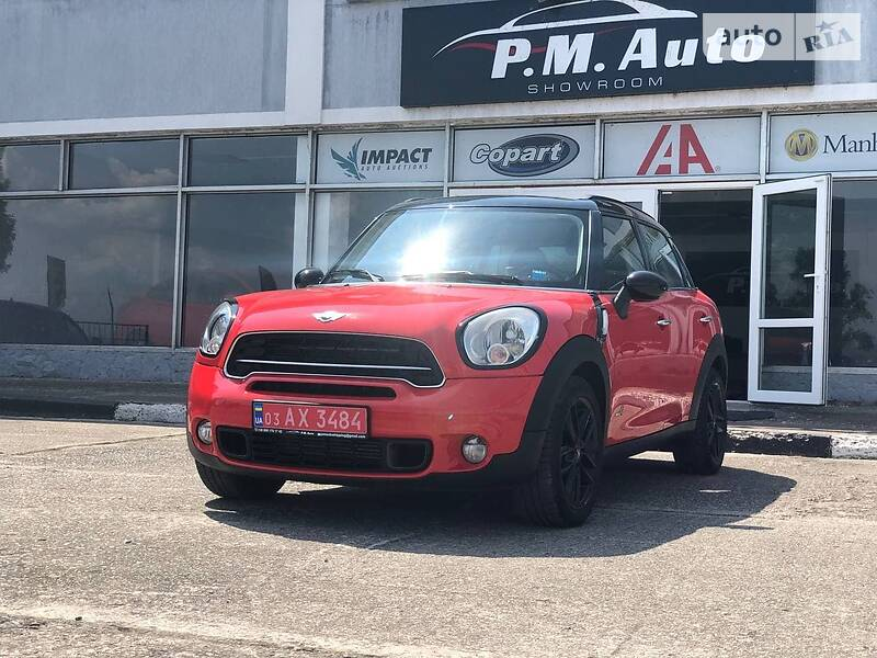 MINI Countryman COOPERS ALL4