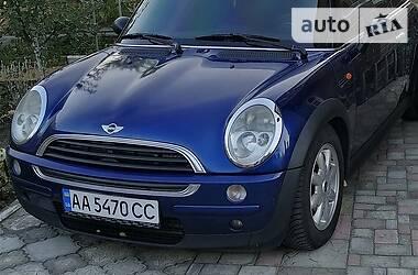 MINI One 2003 в Киеве