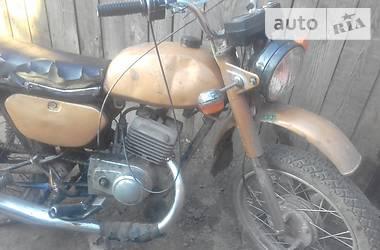 Минск 125 1984 в Маневичах