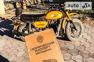 Минск 125 1990 в Тернополе