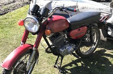 Минск 125 1985 в