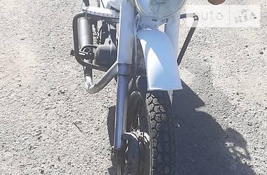 Мотоцикл Классік Мінськ 125 1991 в Іллінцях