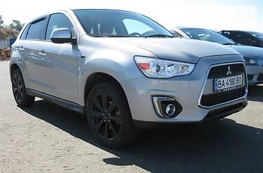 Mitsubishi ASX 2015 в Новоукраинке